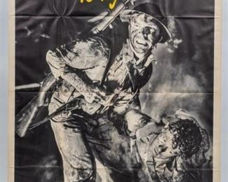 """WWII Poster Give 'em the stuff to fight with"""""""