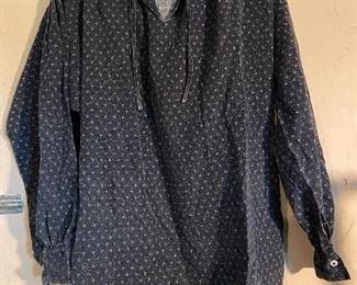 Rendezvous Mountain Man shirt - $15 (Medium)