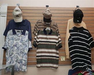 Men's Size Medium Shirts-$4 each