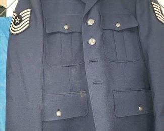 Vintage Uniform-$25