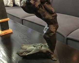 Gary Mauro Bronze Statue originally $7000, Sale price $1750. Beautiful detail!