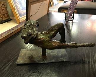 Gary Mauro Bronze Sculpture Originally $9200, sale price $2200. Beautiful detail!