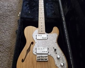 Fender Telecaster Thinline  BRAND NEW