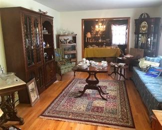 """Look at this vampiric living room (I binge-watched """"What We Do in the Shadows"""" directed by Taika Waititi I am SUCH A FAN,) if you mention this I (Holly) will give 10% off!"""