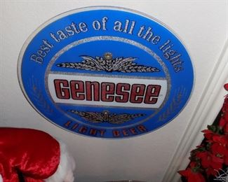 Genesee Sign