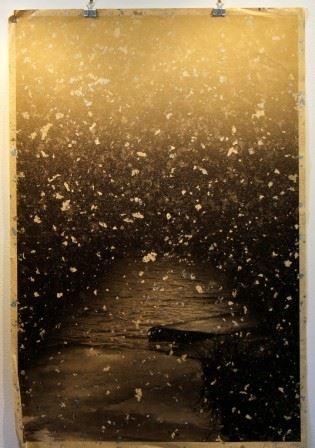 """Lynn Klein LK2 Untitled (Yabure) 1992 31.0 x 47.0 """""""