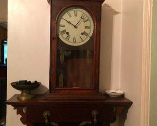 clock of curses