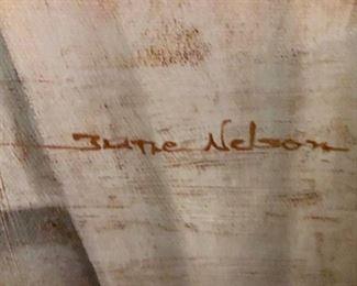 129. Julie Nelson Still Life (31'' x 27''),  $ 480.00