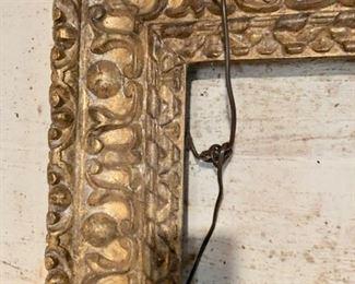 152. Ornately Carved Gilt Framed (71'' x 83''),   $ 700.00