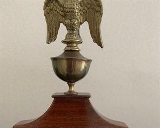 91. Mahogany Secretary Bookcase c.1820,  $ 3,600.00