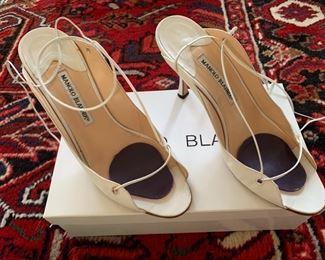 Manolo Blahnik Heels 9.5