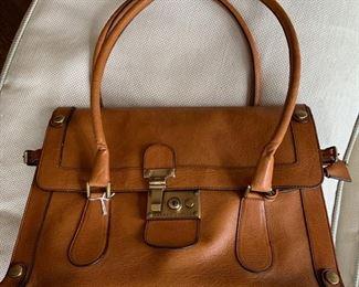 Tanner Krolle Handbag w/ Key (15'' x 11'') $300