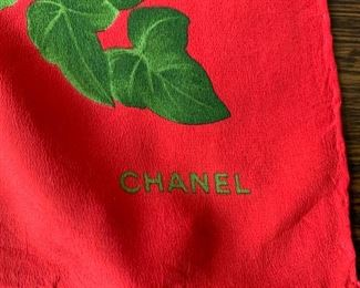 Chanel Silk Scarf $200