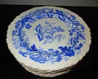 Wedgewood Dinner Plates $175 (12 Pieces)