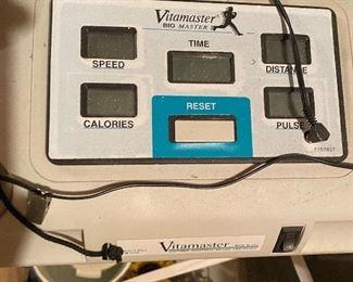 Vitamaster tread mill