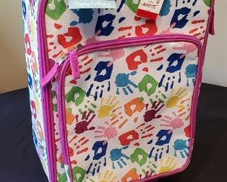 """$18 - 18"""" tall NEW carry-on luggage"""