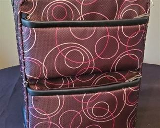 """$15 - 18"""" tall carry-on luggage"""