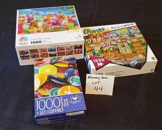 $7 - 3 puzzles