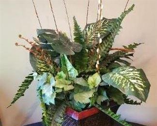 $15 - Large artificial plant