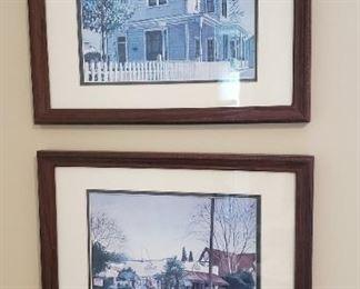 """$10/both - 2 prints 15 1/2"""" X 12 1/2"""" each"""