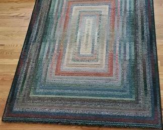 "$30 - 4' x 5'10"" rug"