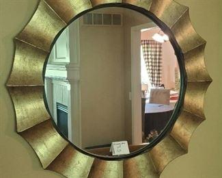 """$40 - 42"""" Round Mirror"""