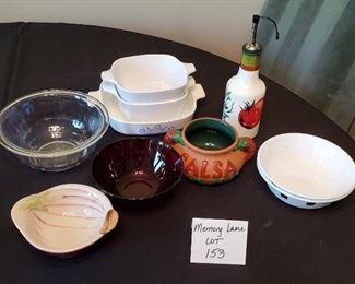 $12 - Miscellaneous kitchen items