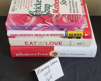 $10 - 4 cook books