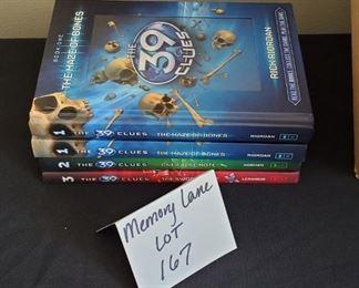 $8 - 39 Clues Book set