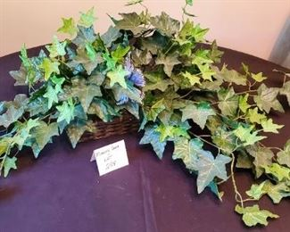$7 - Artificial plant