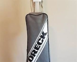 $50 - Oreck XL Vacuum cleaner