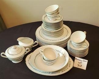$40 - 41 pc. Style House dish set