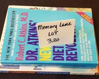 $4 - 2 Weight loss cookbooks