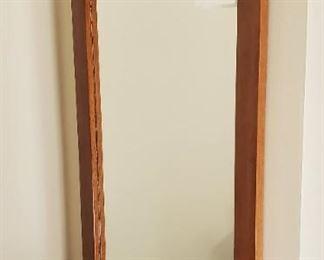 """$30 - Tombstone Mirror Theseira 18""""W x 35.5""""T"""