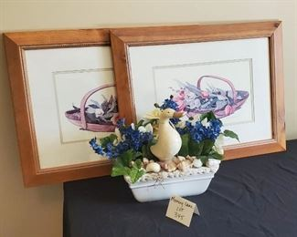 """$15 - Home decor -  pictures are 18"""" x 22.5"""" each"""