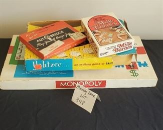 $15 - Game lot