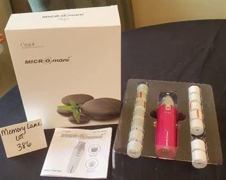 $15 - Emjoi Micro mini manicure tool kit