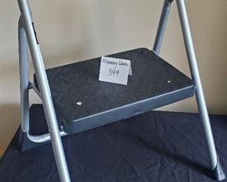 $10 - Foldable Cosco step stool
