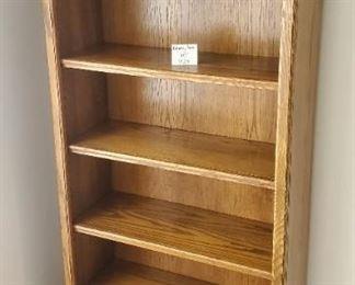 """$40 - Bookcase 72"""" x 30.5"""" x 12"""""""