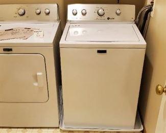 $350 set - 2016 Maytag washer & dryer