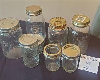 $2 - Mason jars