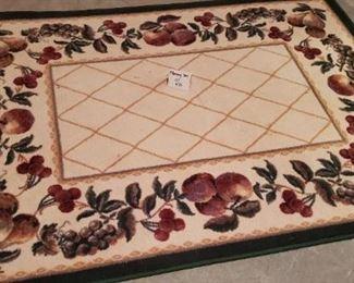 "$35 - 64"" x 48"" rug"