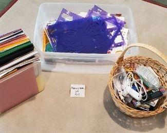 $12 - Craft & scrapbooking supplies