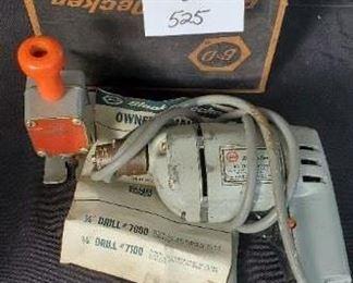 $5 - Power tools