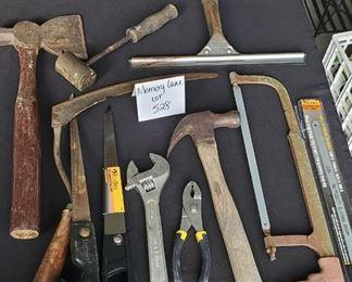 $10 - Misc. tools