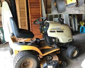 Cub Cadet LT1045 mower Hydrostatic Drive
