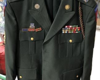 82nd Airborne Enlisted Army Service Dress