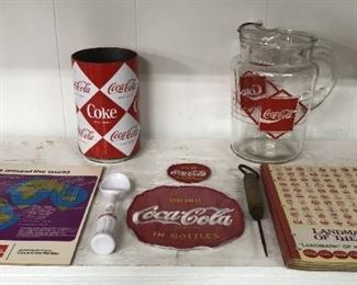 Coca Cola Lot