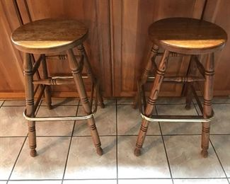 Spindle Stools