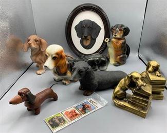 Dachshund Collection Vintage & More https://ctbids.com/#!/description/share/396707